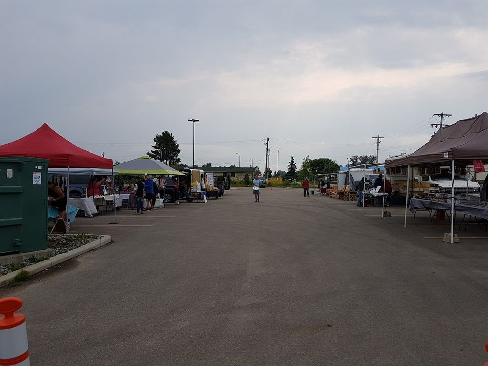 Slave lake Farmers Market