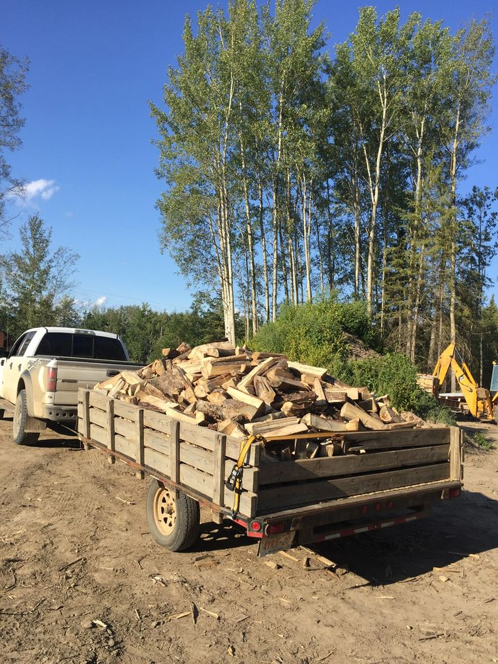 Slave Lake Firewood